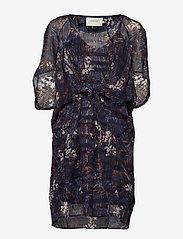 Munthe - TRIXIE - korte kjoler - indigo - 1