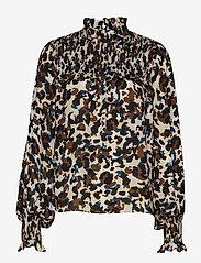 Munthe - Keen - blouses à manches longues - creme - 0