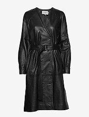 Munthe - Esmeraldas - robes portefeuille - black - 1