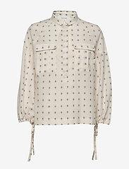 Munthe - MENTHA - chemises à manches longues - ivory - 1