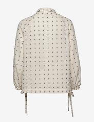 Munthe - MENTHA - chemises à manches longues - ivory - 2