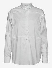 Munthe - LAHTI - chemises à manches longues - white - 1