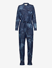 Munthe - LANNY - jumpsuits - indigo - 1