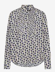 Munthe - SONNA - blouses à manches longues - indigo - 1