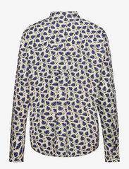 Munthe - SONNA - blouses à manches longues - indigo - 2