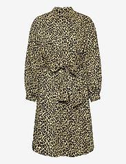Munthe - SALVIA - robes d'été - yellow - 1