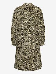 Munthe - SALVIA - robes d'été - yellow - 3