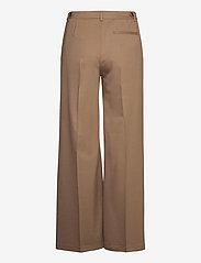 Munthe - SAKURAI - pantalons larges - camel - 3