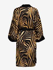 Munthe - Uranus - robes portefeuille - yellow - 1