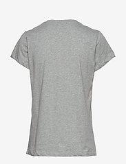 Munthe - YOKI - t-shirts - grey - 1