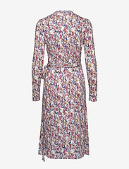 Munthe - YEAN - robes portefeuille - rose - 1