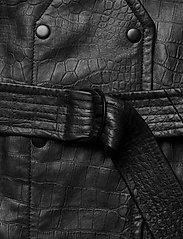 Munthe - Esmeraldas - robes portefeuille - black - 8