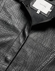 Munthe - Emerge - læderjakker - black - 6
