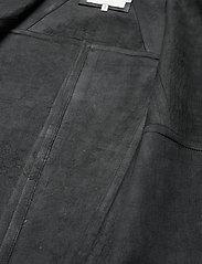 Munthe - Emerge - læderjakker - black - 8