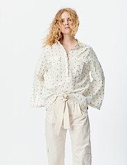 Munthe - MENTHA - chemises à manches longues - ivory - 0