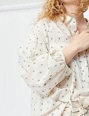 Munthe - MENTHA - chemises à manches longues - ivory - 5