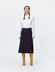 Munthe - LAHTI - chemises à manches longues - white - 0