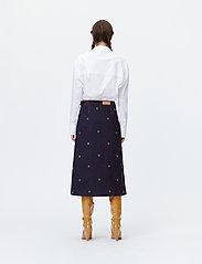 Munthe - LAHTI - chemises à manches longues - white - 3