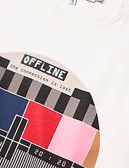 Munthe - LAVENDER - t-shirts - white - 6
