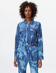 Munthe - LANNY - jumpsuits - indigo - 3