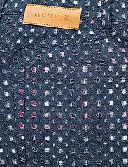 Munthe - LUBIANA - broeken met wijde pijpen - indigo - 8
