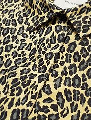 Munthe - SALVIA - robes d'été - yellow - 7