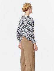 Munthe - SAKURAI - pantalons larges - camel - 5