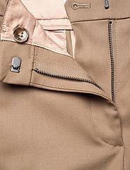 Munthe - SAKURAI - pantalons larges - camel - 8