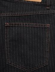 Munthe - SOLANDRA - pantalons larges - charcoal - 8