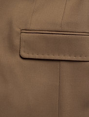 Munthe - SIBI - blazers sans manches - camel - 7