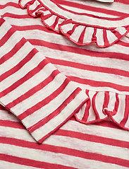 Munthe - YES - tops met lange mouwen - red - 2