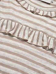 Munthe - YES - tops met lange mouwen - sand - 2