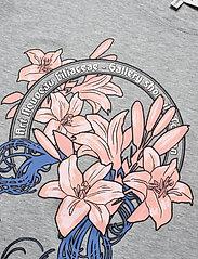 Munthe - YOKI - t-shirts - grey - 2