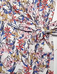 Munthe - YEAN - robes portefeuille - rose - 3