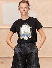 Munthe - TREK - t-shirt & tops - black - 6