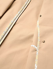 Munthe - TAIL - trenchcoats - camel - 6