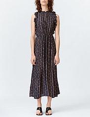 Munthe - PARSLEY - maxi dresses - black - 0