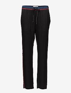 Serina - casual bukser - black