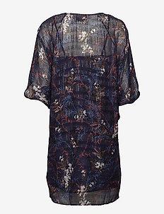 TRIXIE - robes courtes - indigo