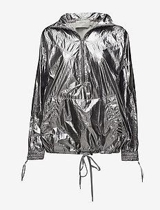 VERATUM - light jackets - silver