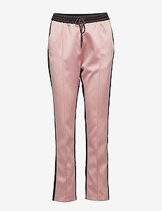NORMA - casual bukser - pink