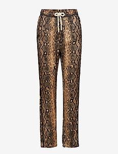 AGNETA - casual bukser - sand