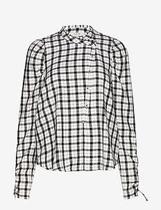 Jaen - chemises à manches longues - white