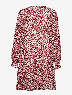 Joelle - robes courtes - red