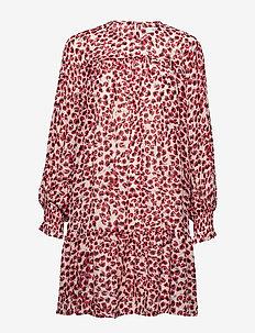 Joelle - korte kjoler - red