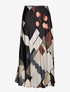 Eastvale - midi skirts - black