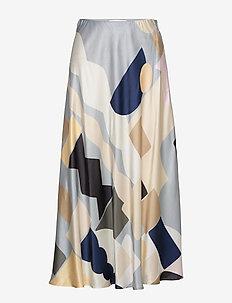 Eastvale - midi skirts - blue