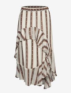 Envy - midi skirts - white