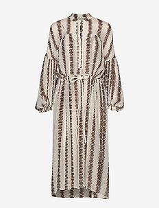 Eiden - robes midi - white