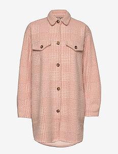 Edmond - chemises à manches longues - pink